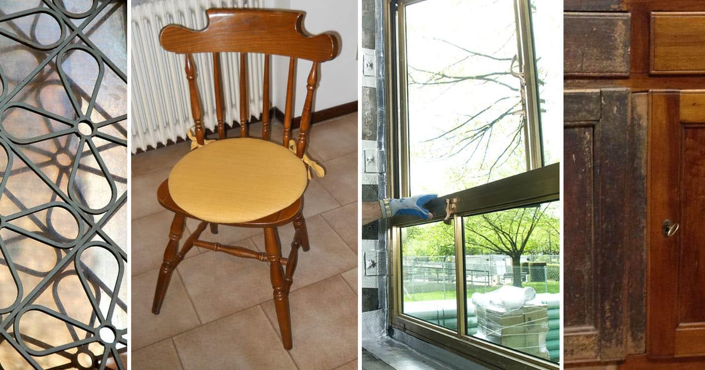 Restauro serramenti e mobili centro porte finestre villaverla vi - Finestre mobili pensioni ...