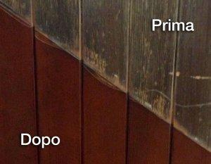 Infissi in PVC e legno